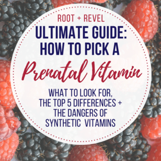 Ultimate Guide: How to Pick a Prenatal Vitamin