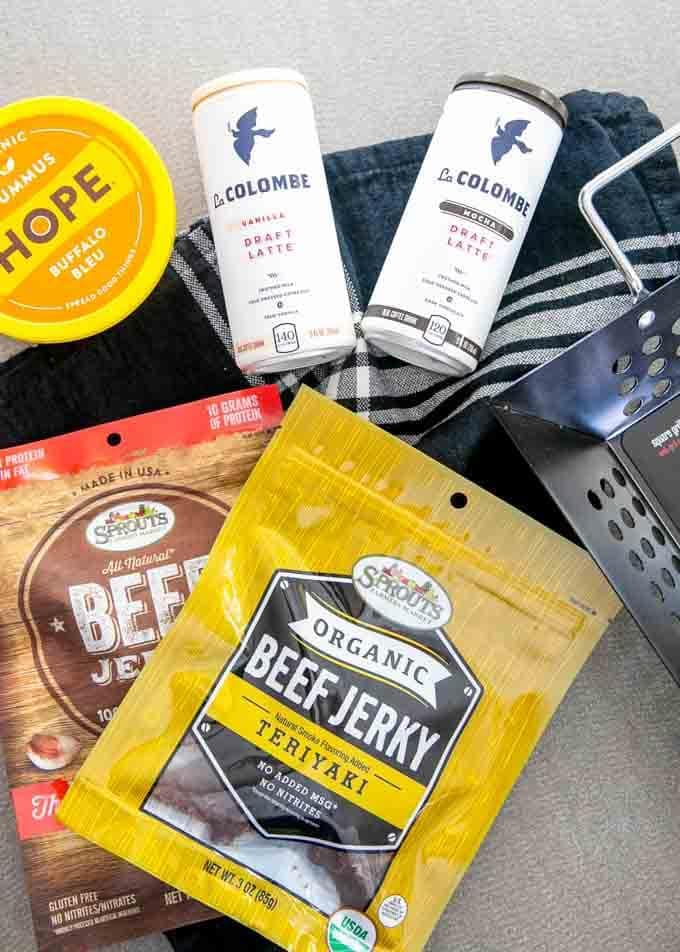 Father's Day gift ideas: healthy beef jerky + coffee