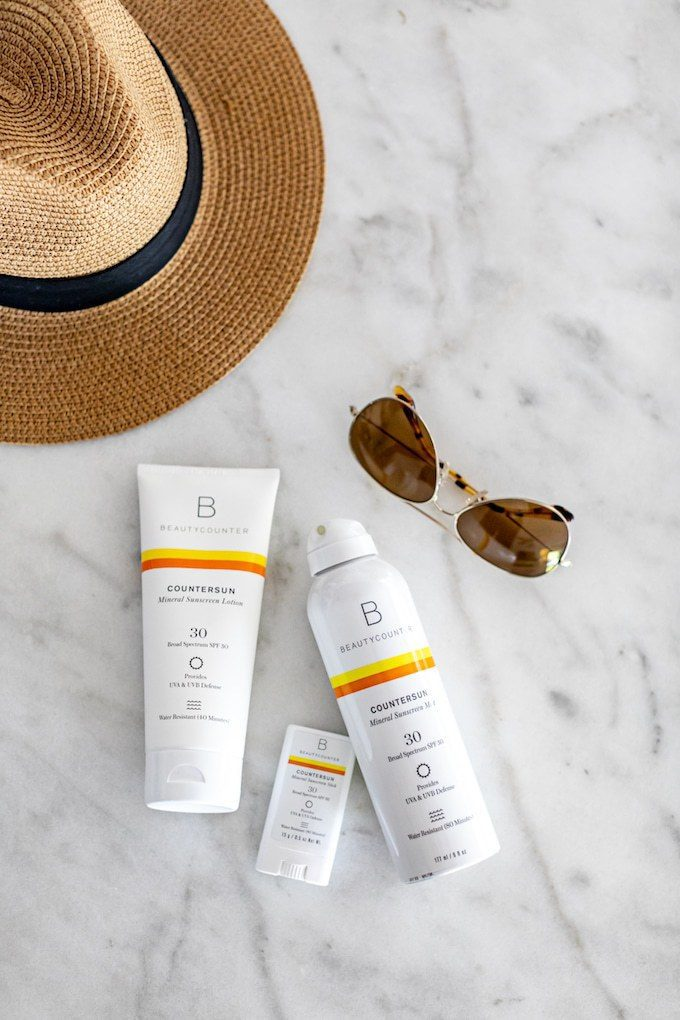 Natural Beauty Products That Actually Work: Sunscreen