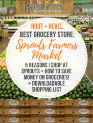 Best Grocery Store: 5 Reasons I Shop at Sprouts Farmers Market