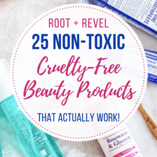 25 Cruelty-Free Brands + Products That Actually Work!
