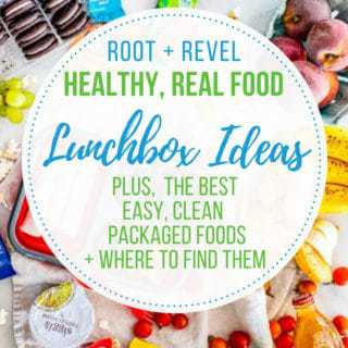 Healthy Lunchbox Ideas: The Anatomy of a Healthy Packed Lunch