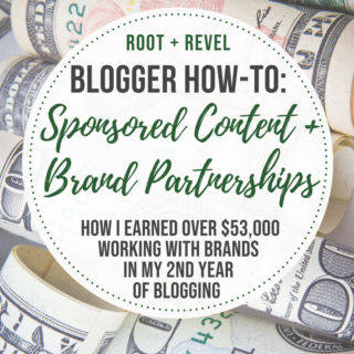 Sponsored Content: How to Get Paid Working With Brands As A Blogger