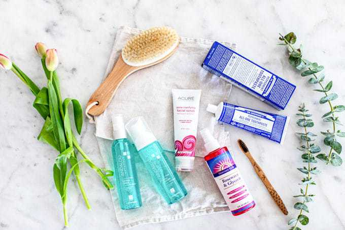 Thrive Market natural beauty products