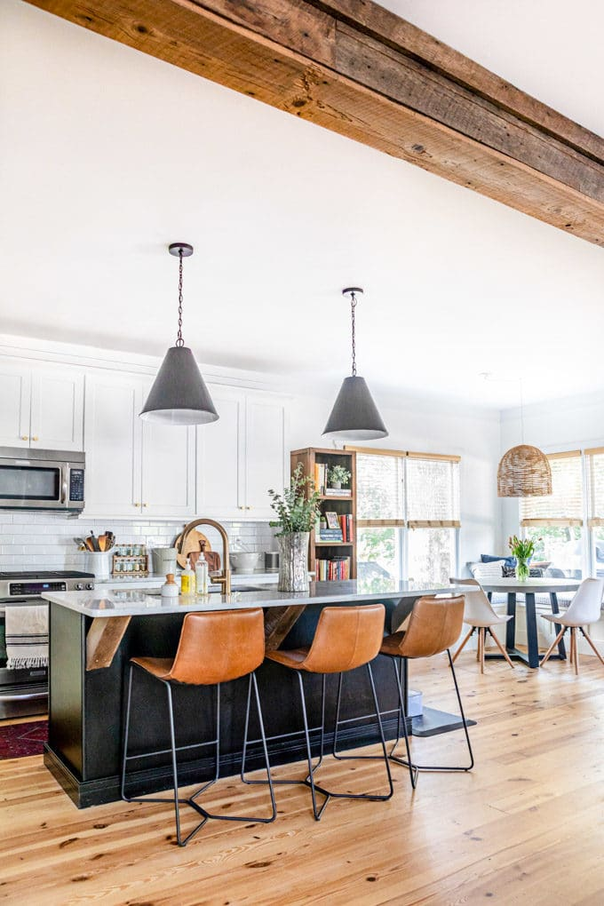 Modern Farmhouse Kitchen Design Reveal Root Revel