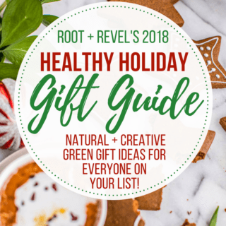 Healthy Holiday Gift Guide, 2018 Edition
