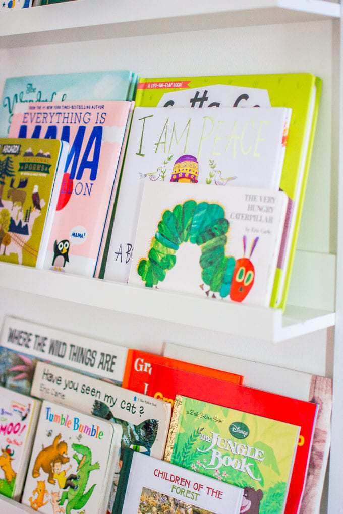 baby nursery books