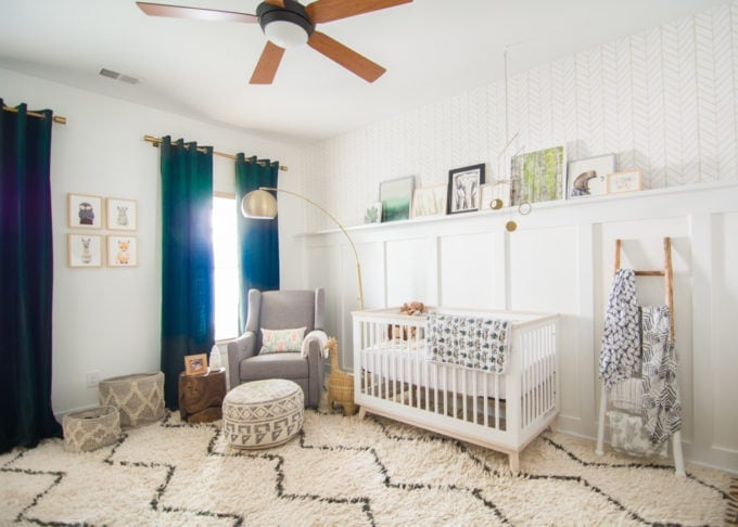 Baby Nursery: ideas, neutral, natural, boy, decor, modern, furniture, DIY, white