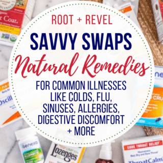 Savvy Swaps: Natural Remedies for Common Illnesses