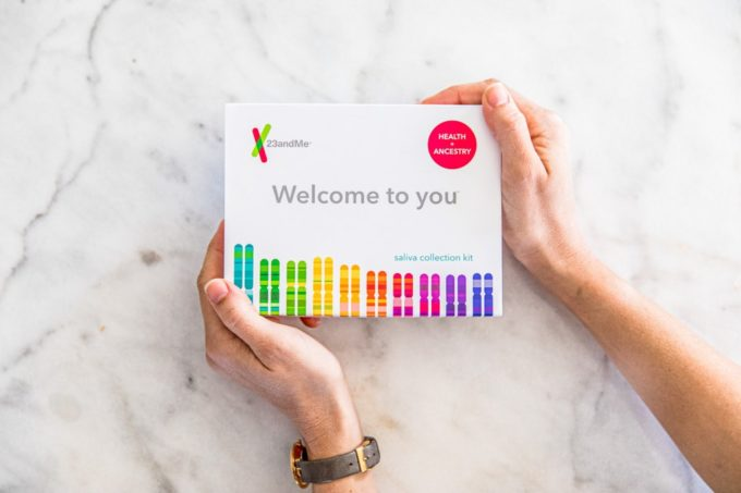 Ways to be healthy: test your DNA