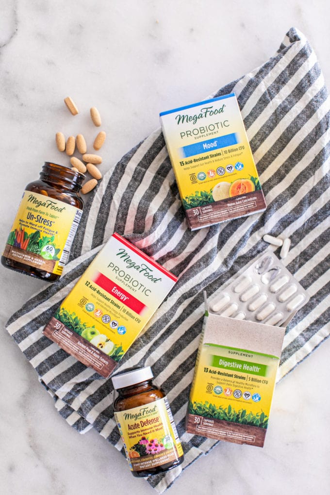 When it comes to vitamins and supplements, MegaFood is the first brand to have their entire line Certified Glyphosate Residue Free by The Detox Project. This quite literally means that they guarantee their premium supplements are tested and free of residue from glyphosate.