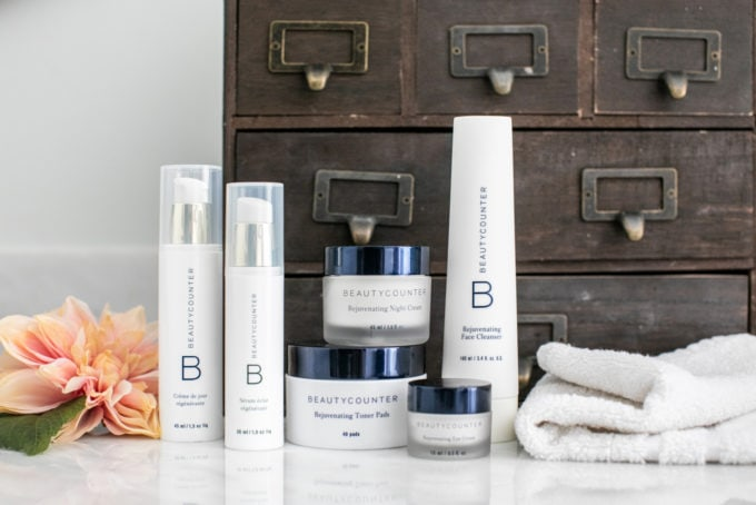 Beautycounter Review: Rejuvenating Regimen Collection