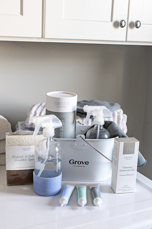 grove collaborative cleaning subscription