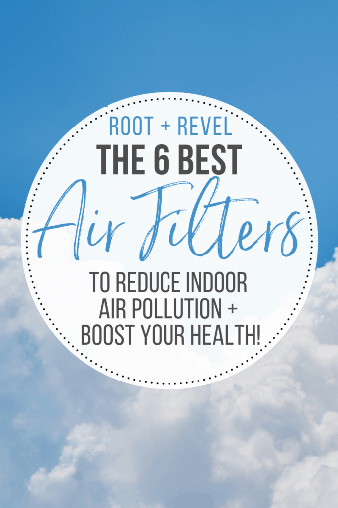 Did you know that indoor air pollution caused by things like pollen, dust, pet dander, mold, cleaning supplies, and furniture can cause serious health problems like allergies, asthma, heart disease, respiratory disease, cancer and overall chronic poor health? In this ultimate guide, we outline how to improve the air quality in your home, what to look for when buying an air purifier, and share personal reviews of the best air filters, dehumidifiers and humidifiers! #airpollution #indoorair #airfilter #airpurifier