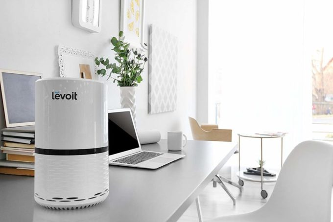 Indoor Air Pollution: Ultimate Guide to the Best Air Filters, Dehumidifiers + Humidifiers: Levoit Air Filter