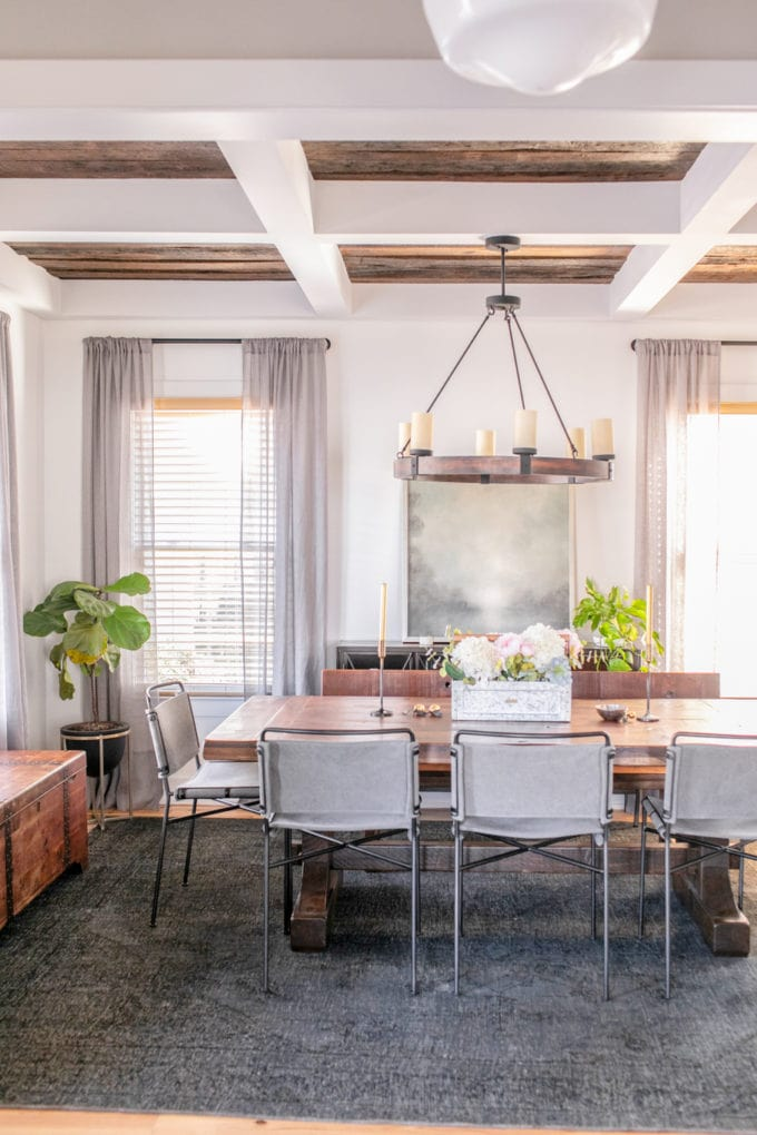 Modern Farmhouse Dining Room Ideas Root Revel