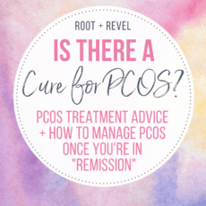 """In this interview, PCOS specialist Dr. Farrar Duro--who has spent 20 years working with PCOS patients, including having it herself--shares her expertise and best advice on how to """"cure"""" PCOS, how to manage it once you're in remission and remain symptom-free, and what most women overlook in their PCOS journey. Get the answers you need about PCOS below!"""