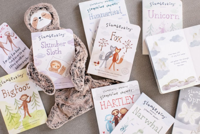 The Best Baby Books for Mindfulness + Wellbeing: Slumberkins