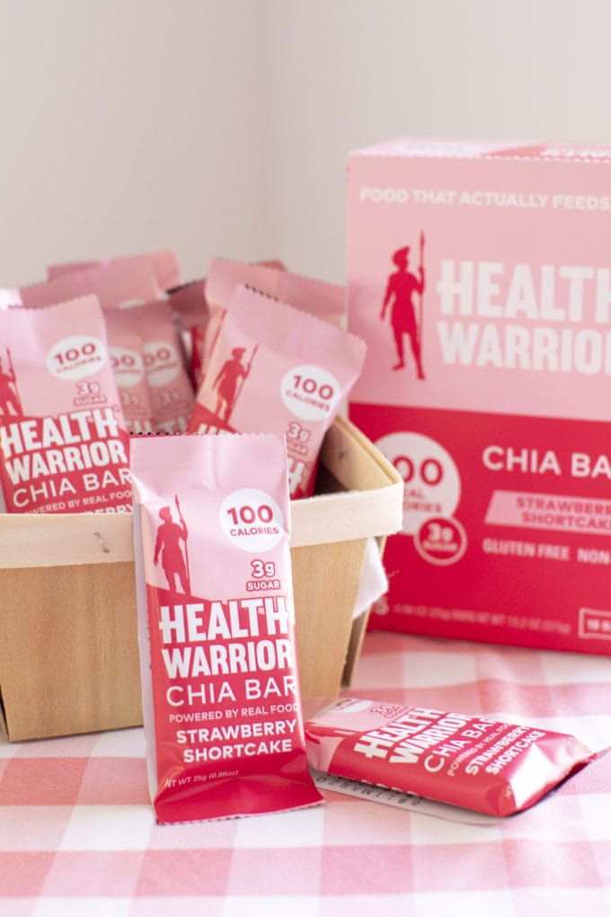 What are chia seeds and what makes them a 'superfood'? Find out the top five health benefits of chia seeds plus six tips for how to get them into your diet, including recipes! Health Warrior Chia Seed Bars Strawberry Shortcake