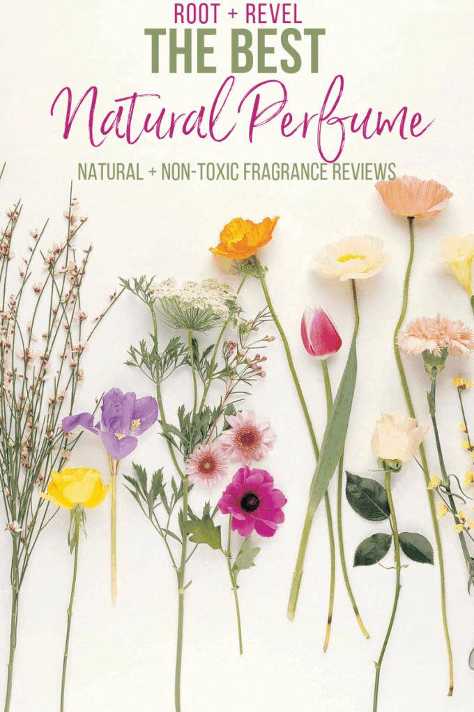 Did you know most conventional perfumes and fragrances are toxic and can trigger allergies? In this post we review seven non-toxic, natural perfume brands for women, plus we share how to get samples and where to shop!