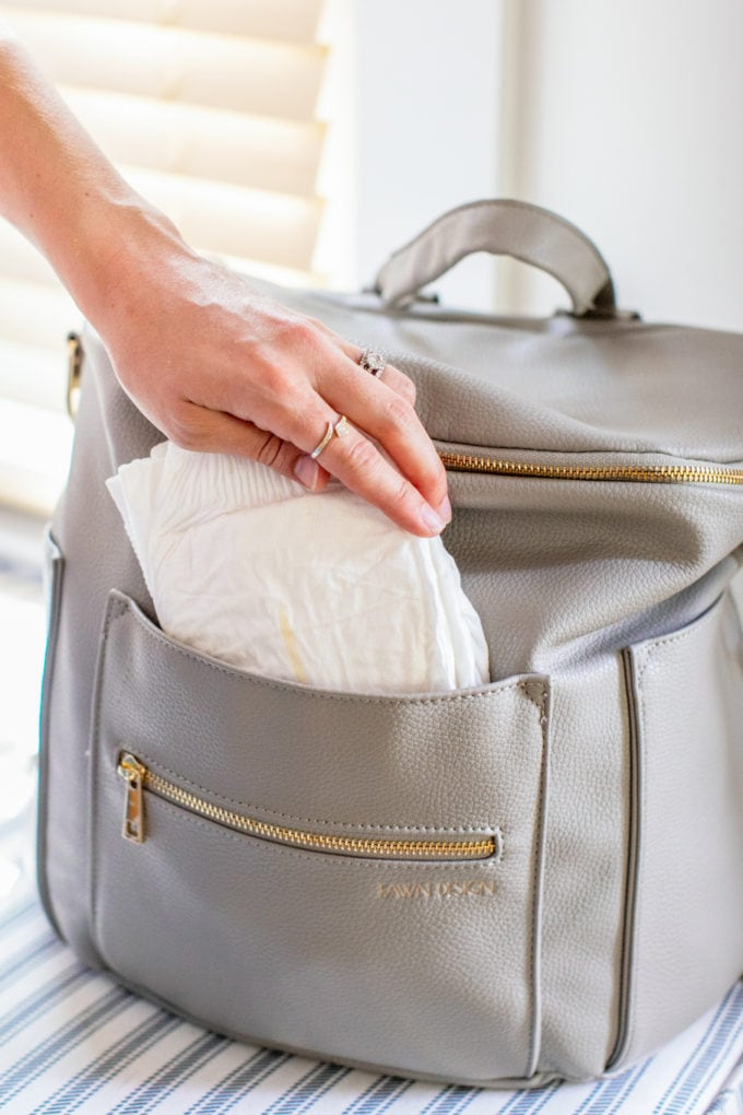 Diaper Bag - The Best Disposable, Natural + Eco-Friendly Diapers
