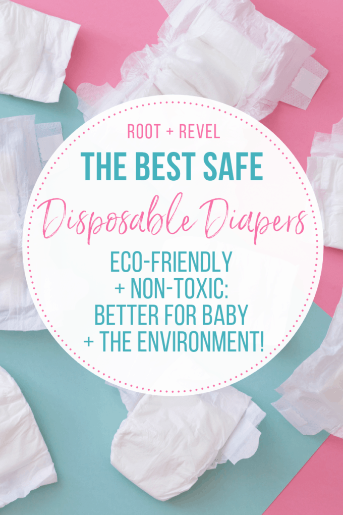 Most mainstream disposable diaper products are filled with toxic chemicals and synthetic materials. Today we're bringing you reviews of the best natural and green eco-friendly diapers that are safe for your baby AND better for the environment!