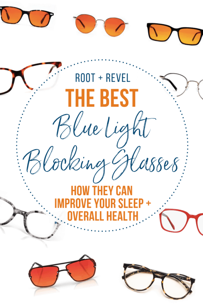 Did you know that blue light from phones, TVs, computers, LED lights, and other technological devices can largely impact your sleep, circadian rhythm and eye health? Don't worry--there's an easy solution! We've rounded up the best blue light glasses that will keep you protected while also looking stylish, plus have special discount codes just for you.
