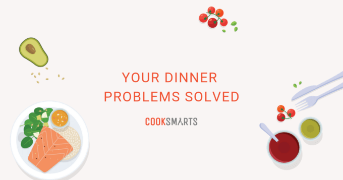 Cook Smarts Meal Planning Service