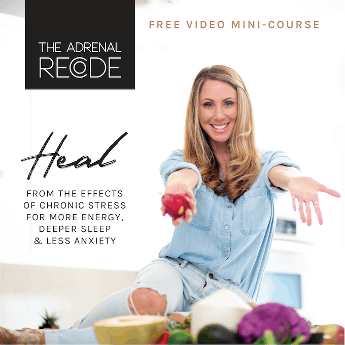 Adrenal Recode Free Video Course