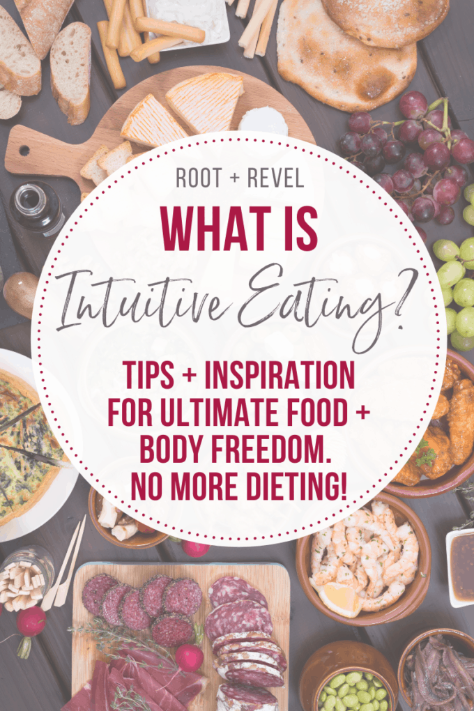 What is intuitive eating, and how will it help us create a healthier relationship with food? Where does an intuitive eating lifestyle fit in if you have health conditions, food sensitivities, food cravings, and ensuring you eat a healthy and nutritious diet? In this interview withRegistered Dietitian Nutritionist and Intuitive Eating Coach,Crystal Karges, we answer all these questions, plus get inspiration and intuitive eating tips for beginners!