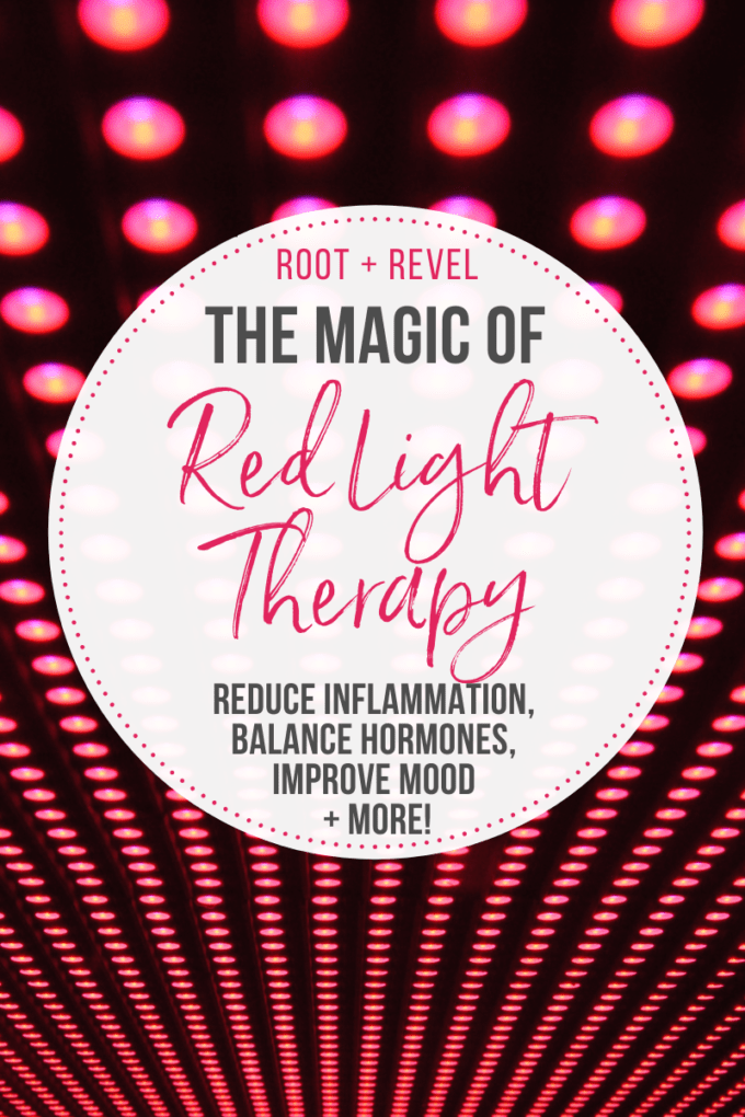 The benefits of red light therapy are astounding--it's proven to boost cell health, immunity, reduce inflammation, optimize cognitive function, and a whole lot more. This post explains all the applications, how it works, and what devices to buy so you can enjoy the health-promoting benefits at-home! Plus we have special discount codes just for you.