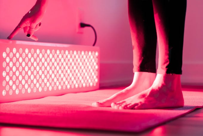 Health Benefits of Red Light Therapy