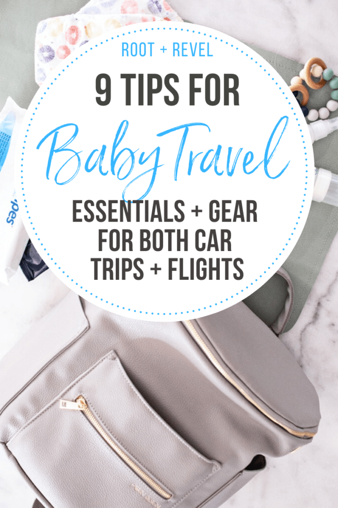 9 Tips for Baby Travel