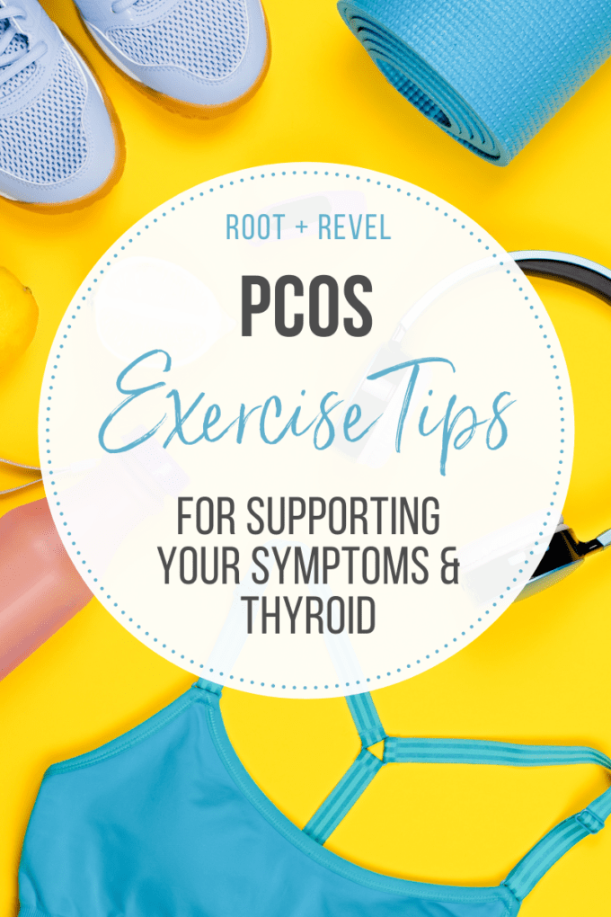 PCOS exercise tips