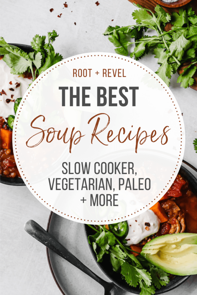 The best soup recipes