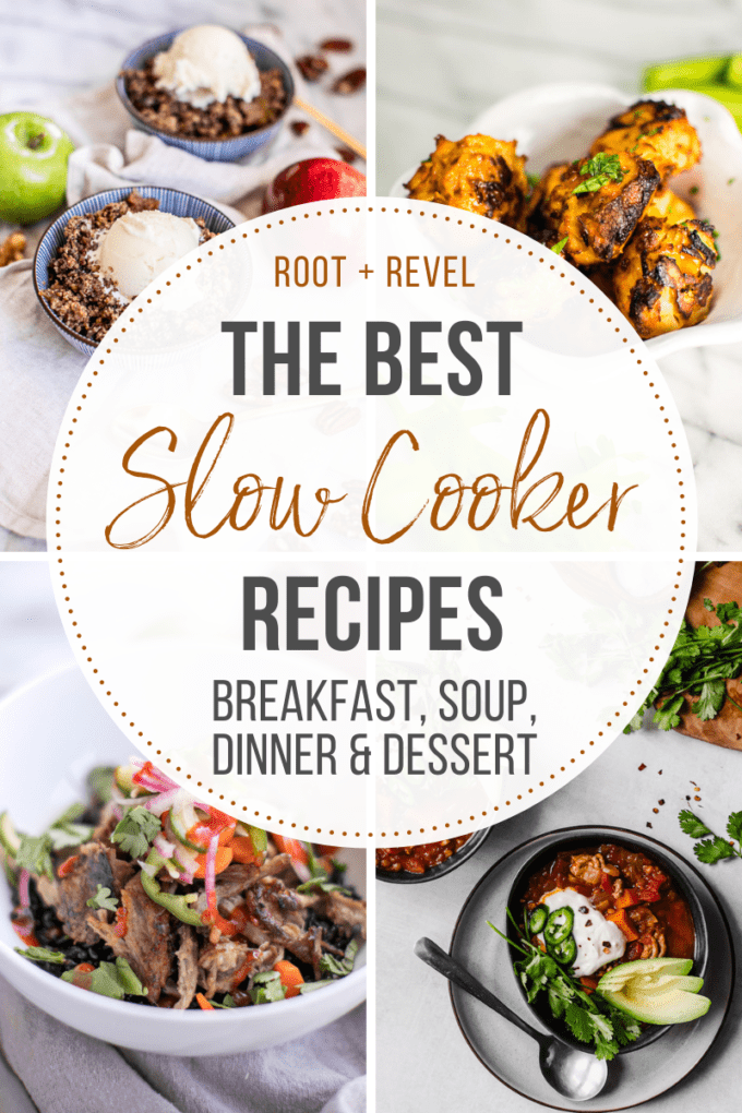 The best slow cooker recipes